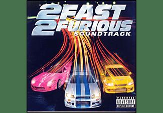 VARIOUS, OST/VARIOUS - 2 Fast 2 Furious  - (CD)