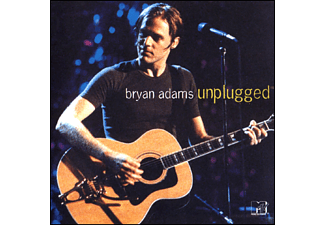 Bryan Adams Unplugged CD