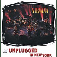 Nirvana - Mtv Unplugged In New York (LP) [Vinyl]