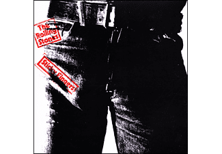 The Rolling Stones - STICKY FINGERS 2009 [CD]