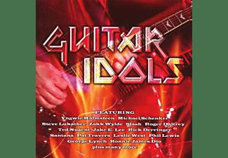 VARIOUS - Guitar Idols  - (CD)