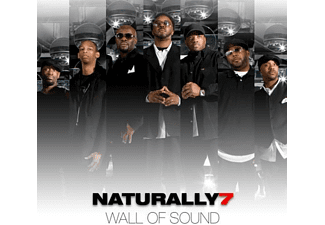 Naturally 7 - Wall Of Sound  - (CD)
