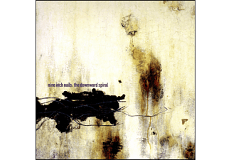Nine Inch Nails The Downward Spiral CD