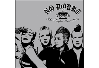 No Doubt - THE SINGLES 1992-2003 [CD]