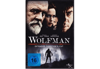 Wolfman - Extended Director's Cut DVD