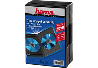 HAMA DVD-BOX DUBB ZW 5 PACK
