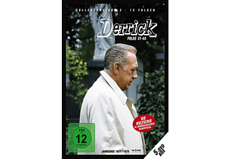 Derrick: Collector's Box Vol. 3 (Folge 31-45) DVD