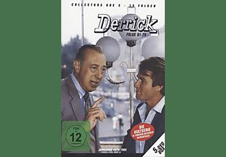Derrick: Collector's Box Vol. 5 (Folge 61-75) DVD