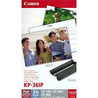 CANON KP-36IP Fotopapier 100 x 150 mm
