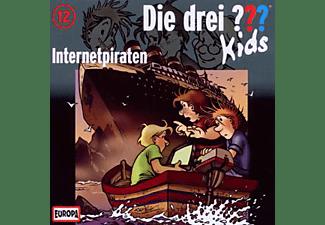 - Die drei ??? Kids 12: Internetpiraten  - (CD)