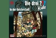 Die drei ??? Kids 15: In der Geisterstadt - (CD)