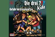 Die Drei ??? Kids 06: Gefahr Im Gruselgarten - (CD)