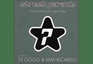 Tillmann (mixed By) Various/uhrmacher - Street Parade 2004  - (CD)