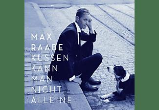 Max Raabe - Küssen kann man nicht alleine  - (CD)