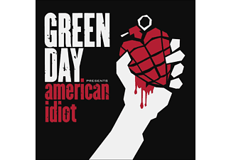 Green Day AMERICAN IDIOT CD
