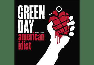 Green Day - AMERICAN IDIOT [CD]