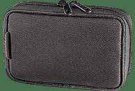 HAMA Nylon S3, Navitasche, passend für Navigationssystem, 5 Zoll, Schwarz