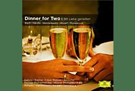 VARIOUS, Kremer/Lloyd Webber/Abbado/Karajan/BP/WP/+ - Dinner For Two-Mit Liebe Genießen (Cc) [CD]