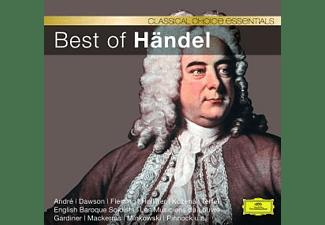 VARIOUS - Best Of Händel (Cc)  - (CD)