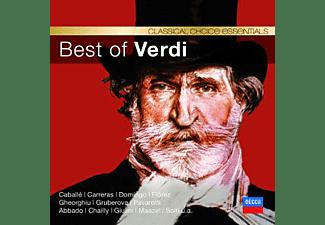 VARIOUS - BEST OF VERDI  - (CD)