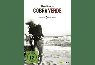 Cobra Verde DVD