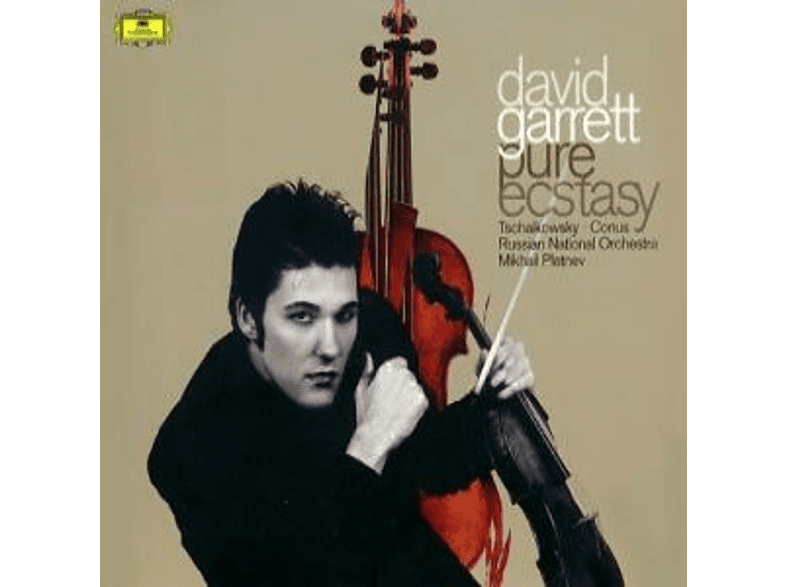 Russisches Nationalorchester, David Garrett - Violinkonzerte [CD]