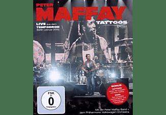 Peter Maffay - Peter Maffay - Tattoos (Live)  - (Blu-ray)