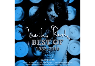 Jennifer Rush - Best Of 1983 - 2010  - (CD EXTRA/Enhanced)