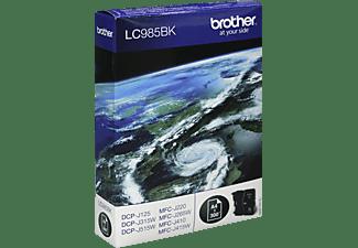 BROTHER LC 985 BK Schwarz