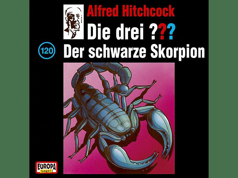 Die drei ??? 120: Der schwarze Skorpion - (CD)