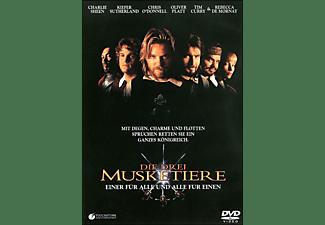 Die drei Musketiere DVD
