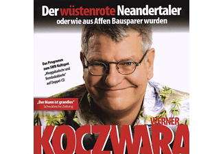 - Der Wüstenrote Neandertaler  - (CD)