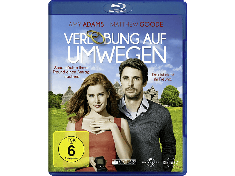 Verlobung auf Umwegen [Blu-ray]