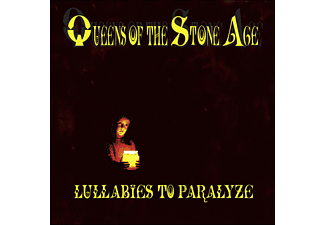 Queens Of The Stone Age - Lullabies To Paralyze  - (CD)