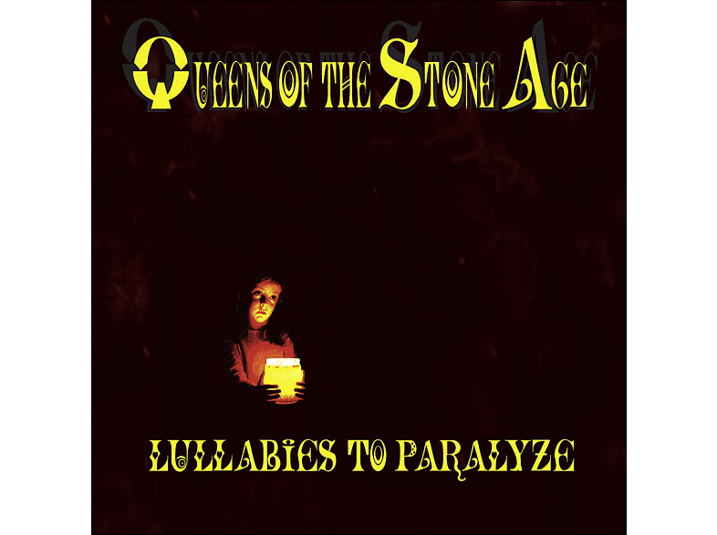 Queens Of The Stone Age - Lullabies To Paralyze [CD]