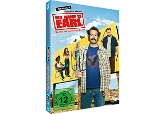 My Name Is Earl - Season 4 DVD