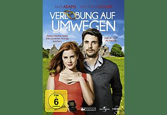 Verlobung auf Umwegen DVD