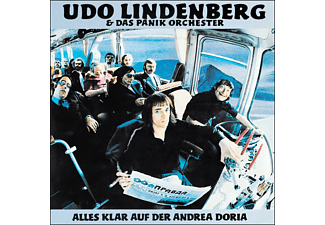 Udo Lindenberg - Alles Klar Auf Der Andrea Doria  - (CD)
