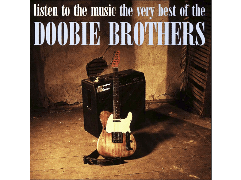 The Doobie Brothers - Listen To The Music-The Very Best Of [CD]