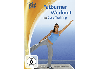 Fit For Fun - Fatburner Workout mit Core-Training DVD