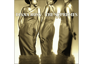 Diana Ross;Diana Ross And The Supremes - The No.1's  - (CD)
