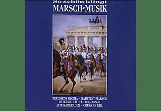 VARIOUS - So Schön Klingt Marschmusik  - (CD)