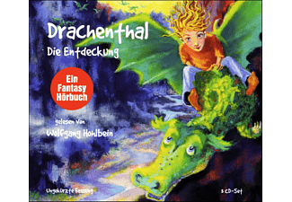 - Drachenthal 1: Die Entdeckung  - (CD)