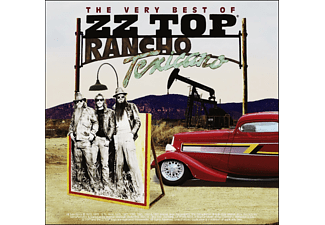 ZZ Top Rancho Texicano-Very Best Of CD