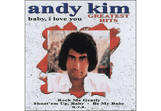 Andy Kim - Baby, I Love You-Greatest Hit - (CD)