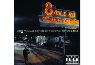 Eminem - 8 Mile CD