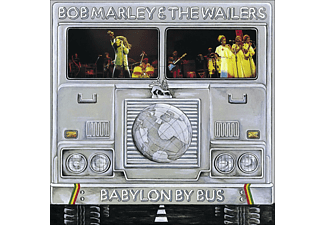 Bob Marley & The Wailers - Babylon By Bus [CD]