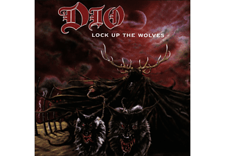Dio - LOCK UP THE WOLVES  - (CD)