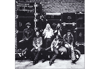 The Allman Brothers Band - Live At The Fillmore East  - (CD)