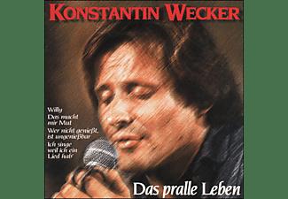 Konstantin Wecker - DAS PRALLE LEBEN  - (CD)